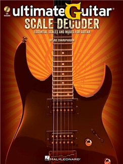 Ultimate-Guitar Scale Decoder: Essential Scales And Modes for Guitar (Book/CD) Books and CDs | Guitar