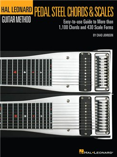 Pedal Steel Guitar Chords & Scales Books | Pedal Steel