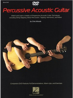 Chris Woods: Percussive Acoustic Guitar Books and DVDs / Videos | Guitar Tab, Guitar