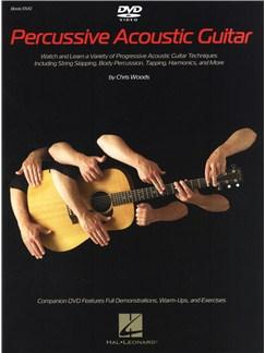 Chris Woods: Percussive Acoustic Guitar Books and DVDs / Videos | Guitar Tab, Guitar