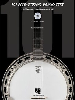 101 Five-String Banjo Tips Books and CDs | Banjo
