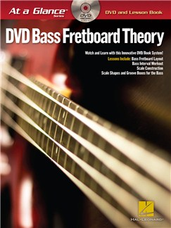 At A Glance: Bass Fretboard Theory (Book/DVD) Books and DVDs / Videos | Bass Guitar