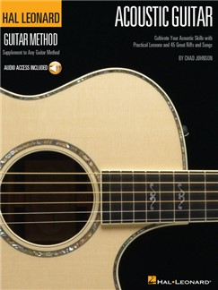 Hal Leonard Acoustic Guitar Method (Book/Online Audio) Books and Digital Audio | Guitar Tab