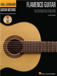 Hal Leonard Flamenco Guitar Method (Book And CD) Books and CDs | Classical Guitar