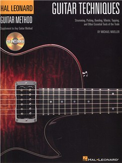 Guitar Techniques (Book And CD) Books and CDs | Guitar