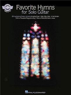 Favorite Hymns for Solo Guitar Books | Guitar Tab