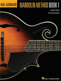 Hal Leonard Mandolin Method - Book 1 (Second Edition) Books | Mandolin Tab
