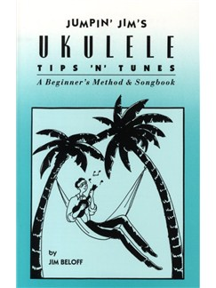 Jumpin' Jim's Ukulele Tips 'N' Tunes Books | Ukulele