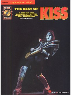 The Best Of Kiss Books and CDs | Guitar Tab