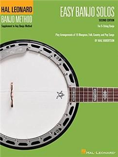 Easy Banjo Solos: Second Edition - For 5-String Banjo Books | Banjo