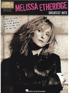 Melissa Etheridge: Greatest Hits - Strum It (Guitar) Books | Guitar