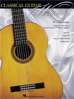 Classical Guitar Wedding Livre | Tablature Guitare, Guitare Classique
