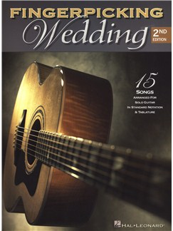 Fingerpicking Wedding - 2nd Edition Books | Guitar Tab