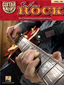Guitar Play-Along Volume 36: Southern Rock Books and CDs | Guitar Tab