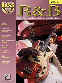 Bass Play-Along Volume 2: R&B Books and CDs | Bass Guitar, Bass Guitar Tab