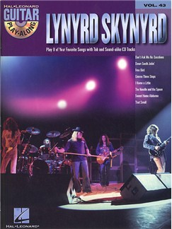Guitar Play-Along Volume 43: Lynyrd Skynyrd Books and CDs | Guitar
