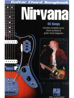 Guitar Chord Songbook - Nirvana Books |