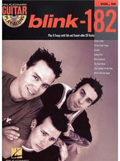 Guitar Play-Along Volume 58: Blink-182 Books and CDs | Guitar Tab