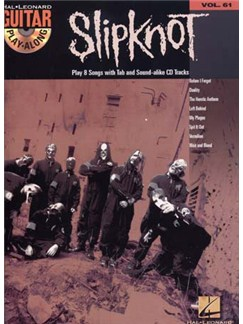 Guitar Play-Along Volume 61: Slipknot Books and CDs | Guitar Tab