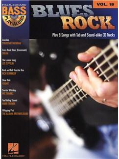 Bass Play-Along Volume 18: Blues Rock CD et Livre | Guitare Basse, Tablature Basse