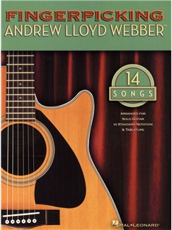 Fingerpicking Andrew Lloyd Webber Books | Guitar Tab