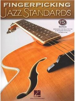 Fingerpicking Jazz Standards Books | Guitar, Guitar Tab