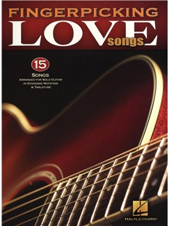 Fingerpicking Love Songs Books | Guitar Tab