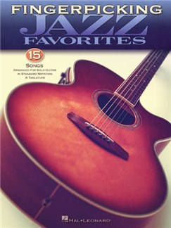 Fingerpicking Jazz Favorites Books | Guitar, Guitar Tab