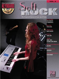 Keyboard Play-Along Volume 2: Soft Rock Books and CDs | Voice, Keyboard