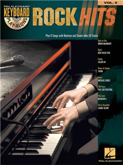 Keyboard Play-Along Volume 5: Rock Hits Books and CDs | Keyboard
