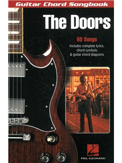 The Doors - Guitar Chord Songbook Books | Lyrics & Chords