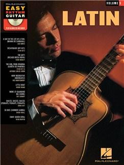 Easy Rhythm Guitar Volume 5: Latin Books and CDs | Guitar, Guitar Tab