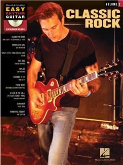 Easy Rhythm Guitar Volume 2: Classic Rock Books and CDs | Guitar Tab, Guitar