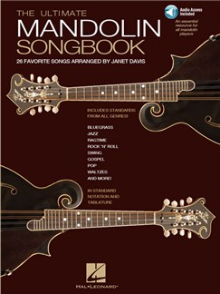 The Ultimate Mandolin Songbook (Book/Online Audio) Books and CDs | Mandolin