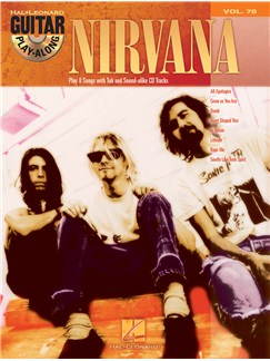 Guitar Play-Along Volume 78: Nirvana CD et Livre | Tablature Guitare, Guitare