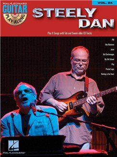 Guitar Play-Along Volume 84: Steely Dan Books and CDs | Guitar Tab