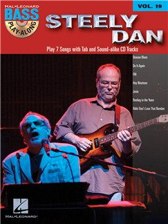Bass Play-Along Volume 19: Steely Dan Books and CDs | Bass Guitar Tab