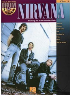 Drum Play-Along Volume 17: Nirvana Books and CDs | Drums