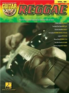 Guitar Play-Along Volume 89: Reggae CD et Livre | Guitare, Tablature Guitare