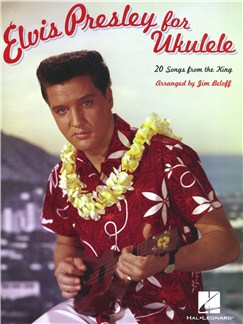 Elvis Presley For Ukulele Books | Ukulele
