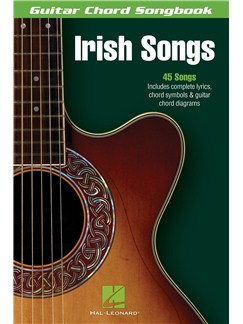 Guitar Chord Songbook: Irish Songs Books | Lyrics & Chords
