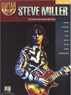 Guitar Play-Along Volume 109: Steve Miller Books and CDs | Guitar, Guitar Tab