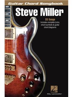 Guitar Chord Songbook: Steve Miller Books | Guitar