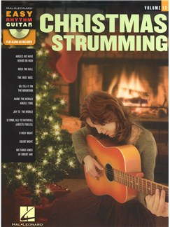 Easy Rhythm Guitar Volume 12: Christmas Strumming Books and CDs | Guitar