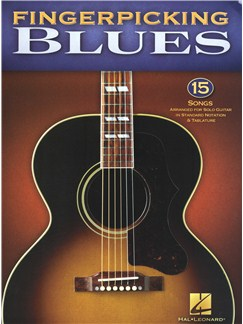 Fingerpicking Blues Books | Guitar Tab