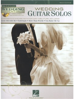 Wedding Guitar Solos Books and CDs | Guitar Tab