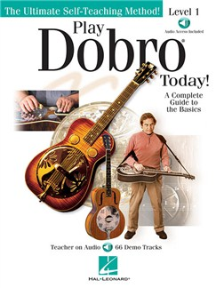 Play Dobro Today: Level 1 (Book/Online Audio) Books and Digital Audio | Dobro