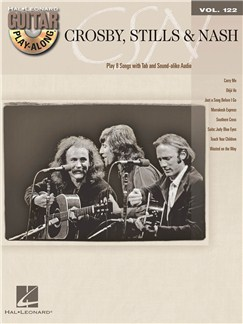 Guitar Play-Along Volume 122: Crosby, Stills & Nash Books and CDs | Guitar Tab, Guitar