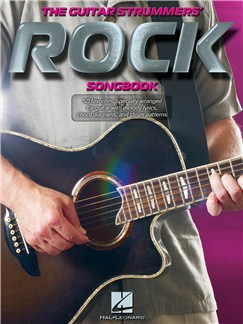 The Guitar Strummers' Rock Songbook Books | Melody Line, Lyrics & Chords