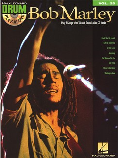 Drum Play-Along Volume 25: Bob Marley Books and CDs | Drums